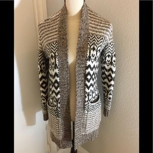 Chunky cardigan American Eagle New condition XXS